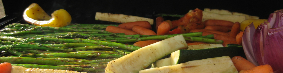 Grilled Vegetable Magic